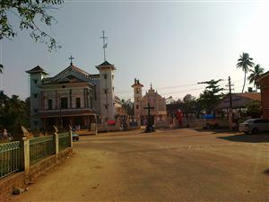 Malayattoor Church to be blessed on 15 January 2012