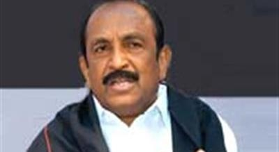Mullaperiyar Dam faces threat from Keralites: Vaiko