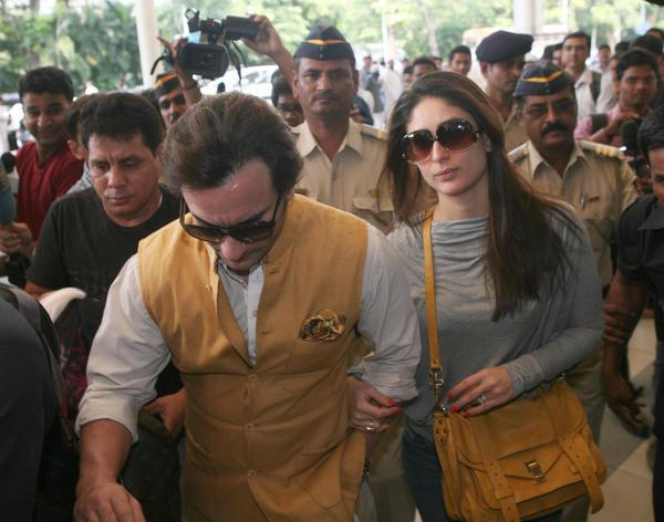 Saif Kareena Honeymoon in Switzerland