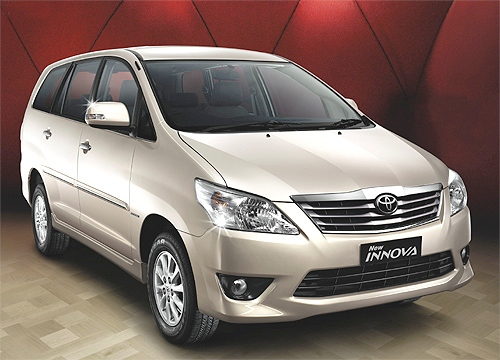 Toyota introduces new Limited Edition model Innova Aero