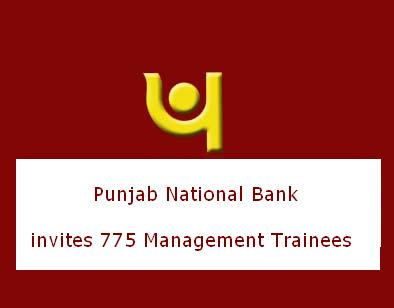 IBPS PO Exam: Punjab National Bank invites 775 Management Trainees