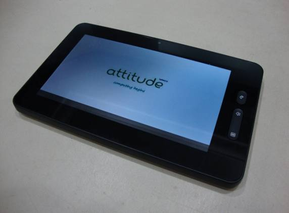 Attitude Daksha: A 7-inch Tablet PC for Rs 5,399