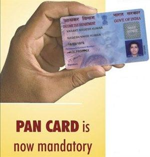 PAN card mandatory to buy gold worth Rs 2 Lakh or more
