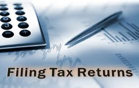 Return Filing of income tax