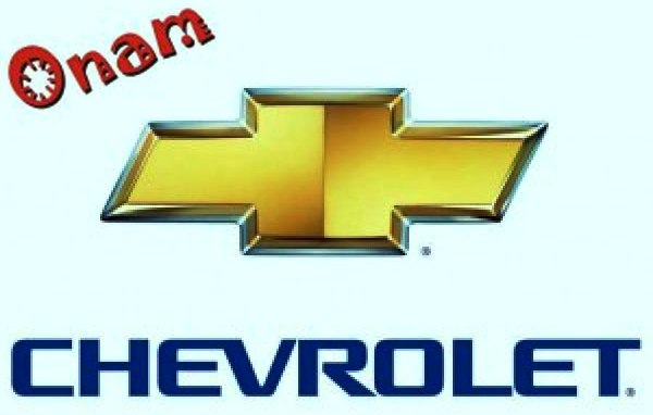 Onam Offers from Chevrolet, General Motors