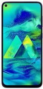 Samsung Galaxy M40 (Midnight Blue, 128 GB) (6 GB R