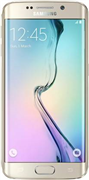 Samsung Galaxy S6 Edge (Gold Platinum, 32 GB) (3 G