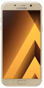 Samsung Galaxy A7-2017 (Gold Sand, 32 GB) (3 GB RA