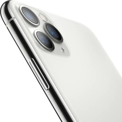 Photos of Apple iPhone 11 Pro (Silver, 512 GB)