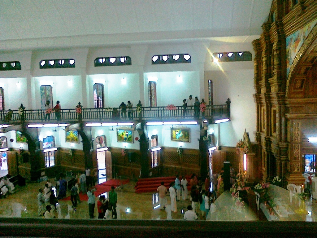 malayattoor-new-church-photos