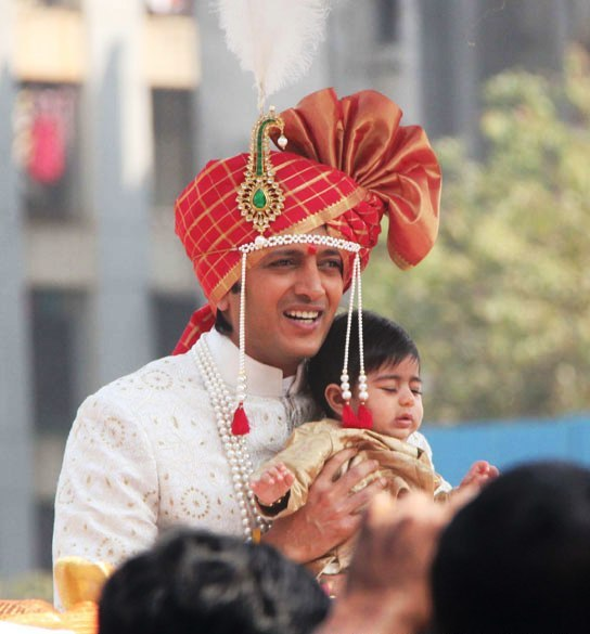 genelia-riteish-wedding-photos