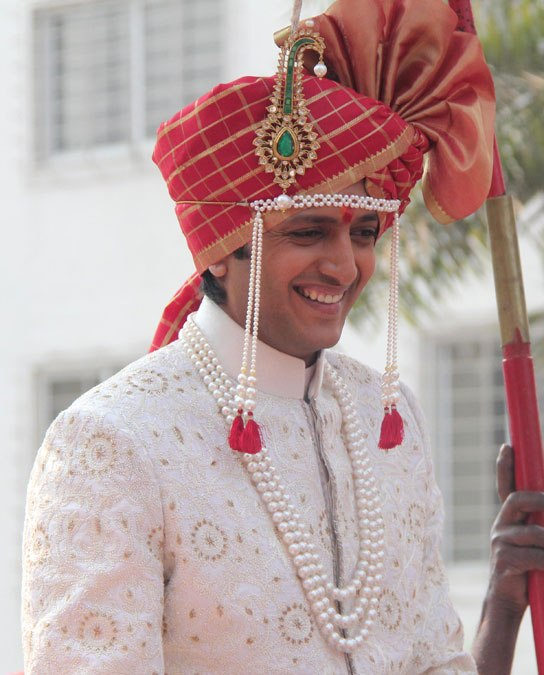 riteish-deshmukh-wedding