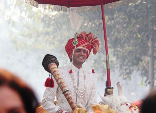 genelia-ritesh-wedding